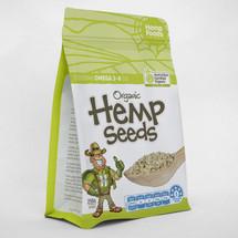 Organic Hemp Seeds Hulled - 100% Australian Certified Organic - 250g