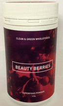 Clean & Green Beauty Berries - 125g