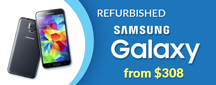 Refurbished Samsung Galaxy