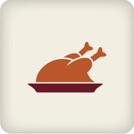 Christmas Turkey 24 - 26lbs.