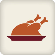 Christmas Turkey 34 - 36lbs.