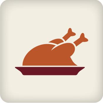 32 - 34 lbs. Thanksgiving Turkey