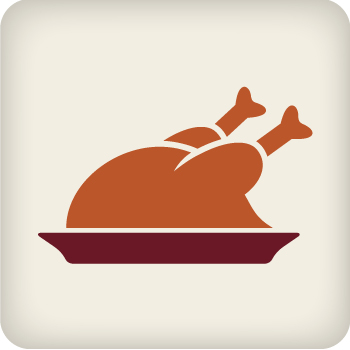 36 - 38 lbs. Thanksgiving Turkey