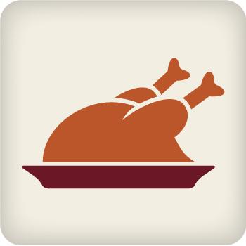 38 - 40 lbs. Thanksgiving Turkey