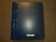 1979-1989 Saab 900 Manual Automatic Transmission Gearbox Service Repair Manual