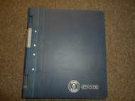 1987 88 89 90 1991 Saab 9000 Electrical System Comprehensive Service Manual DEAL