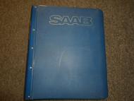 1979-1982 Saab 900 Electrical Automatic Manual Transmission Service Manual OEM