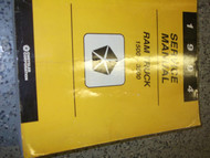 1994 Dodge Ram Truck DIESEL 1500 2500 3500 Service Shop Repair Manual BRAND NEW