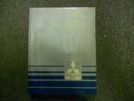 1983 MITSUBISHI Truck Service Repair Shop Manual FACTORY OEM x 83 DEALERSHIP
