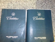 1994 CADILLAC DEVILLE SEVILLE ELDORADO Service Shop Repair Manual Set BRAND NEW