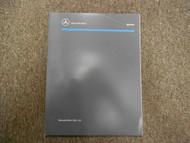 1992 MERCEDES BENZ Models 124 129 201 Intro Service Shop Manual FACTORY OEM 92