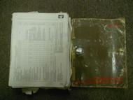 1991 Acura Legend Service Repair Shop Manual FACTORY OEM BOOK 2 VOL SET DAMAGED