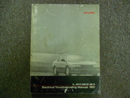 1989 Acura Legend Electrical Troubleshooting Shop Manual FACTORY OEM BOOK 89