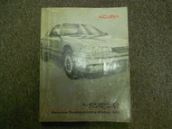1988 Acura Legend Coupe Electrical Troubleshooting Manual FACTORY OEM BOOK 88