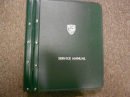 1990 91 92 93 JAGUAR XJ6 Engine Emission Service Manual VOL 2 OEM BOOK 90 DEAL