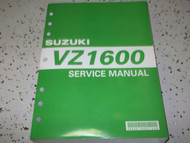 02 2003 2004 2005 Suzuki VZ1600 V Z 1600 MOTORCYCLE Service Shop Repair Manual