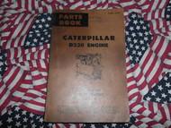 Caterpillar D330 Engine Parts Book CAT Manual