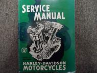 1940 1941 1942 1943 1944 Harley Davidson Big Twin Service Repair Shop Manual NEW