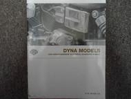 2004 Harley Davidson DYNA Electrical Diagnostic Service Repair Manual OEM NEW 04