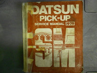 1979 Datsun Pick Up Truck Service Repair Shop Workshop Manual OEM Factory 79 x