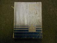 1985 MITSUBISHI Mirage Service Repair Shop Manual FACTORY OEM DAMAGED HUGE DEAL