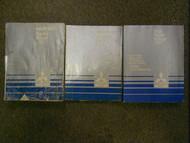 1987 MITSUBISHI Mirage Service Repair Shop Manual 3 VOL SET FACTORY BOOK 87 OEM