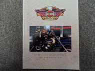 1991 Harley Davidson Motorclothes and Collectibles Catalog Manual FACTORY OEM 91