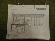 1983 1986 MERCEDES 201 Electrical Wiring Diagram Service Repair Shop Manual OEM