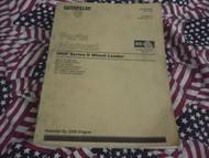 Caterpillar 966F Series II Wheel Loader Parts Manual CAT FACTORY OEM BOOK DEAL X
