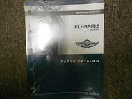 2003 Harley Davidson FLHRSEI2 Model Parts Catalog Manual FACTORY OEM 03 NEW
