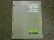 1986 Arctic Cat AFS Models Illustrated Service Parts Catalog Manual FACTORY OEM