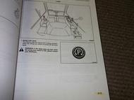 KOMATSU PC650 PC650LC PC650SE HYDRAULIC Service Shop Repair Manual FACTORY OEM