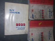 1994 GMC JIMMY SONOMA CHEVY BLAZER S-10 S10 TRUCK Service Shop Repair Manual SET
