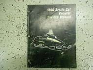 1990 Arctic Cat Prowler Service Shop Repair Manual OEM
