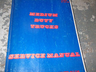 1984 GMC MEDIUM DUTY TRUCK Service Shop Repair Manual FACTORY OEM 84