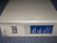 CATERPILLAR 776 WHEEL TRACTOR 776 COAL HAULER 777 TRUCK Service Shop Manual CAT
