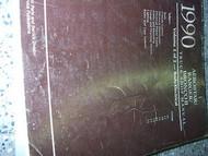 1990 FORD RANGER TRUCK Service Shop Repair Manual VOLUME 2 BODY ELECTRICAL