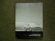 1986 Acura Legend Service Repair Shop Manual FACTORY OEM BOOK 86