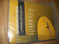 1956 Oldsmobile Maintenance Service Shop Manual OEM DEALERSHIP BOOKS
