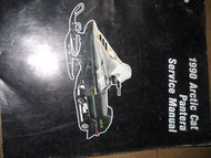 1990 Arctic Cat Pantera Service Repair Shop Manual FACTORY OEM BOOK 90 ARCTIC