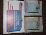 1990 Chevrolet Chevy S-10 S10 Truck TRUCKS Service Shop Repair Manual Set OEM