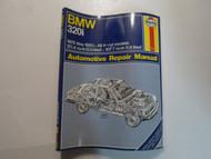 1975 1983 BMW Haynes 320i 4 CYL Models 2.0L 1.8L Automotive Repair Manual BENT