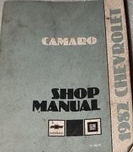 1982 GM Chevrolet Chevy Camaro Service Repair Workshop Manual OEM FACTORY 1982