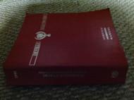 1990 Cadillac DEVILLE FLEETWOOD Service Shop Repair Manual DEALERSHIP GM FACTORY