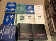 1996 FORD CROWN VICTORIA MERCURY GRAND MARQUIS Service Shop Manual Set FACTORY x