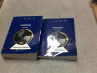 1999 FORD MUSTANG Service Shop Repair Workshop Manual Set OEM FACTORY BOOKS