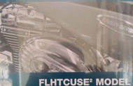 2008 Harley Davidson FLHTCUSE3 Service Shop Repair Manual Supplement NEW