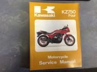 1980 1981 1982 1983 Kawasaki KZ750 KZ 750 Four Service Repair Shop Manual NEW