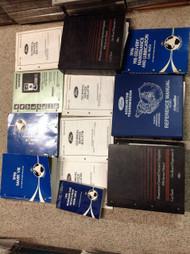 1996 Ford Lincoln Mark VIII 8 Workshop Service Repair Shop Manual OEM Set W LOTS