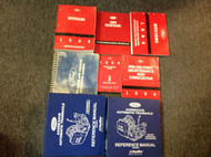 1994 FORD MUSTANG Service Shop Repair Workshop Manual Set W EVTM + Trans Books